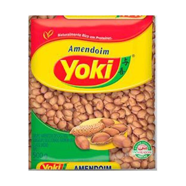 Amendoim Branco Yoki 500g