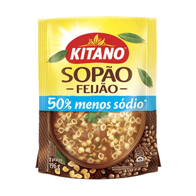 Sopão Kitano Feijão 196g
