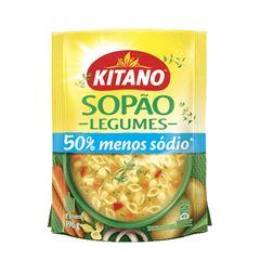 Sopão Kitano Legumes 196g