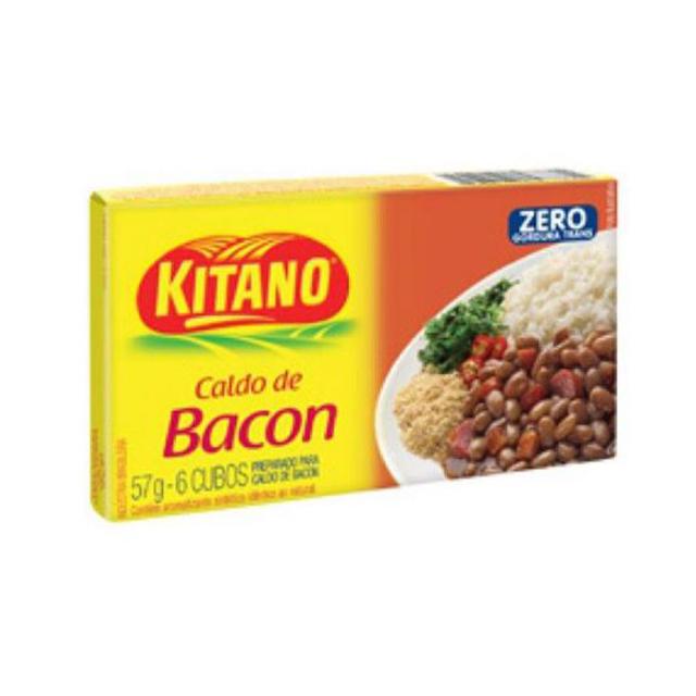 Caldo Kitano Bacon 10x57g