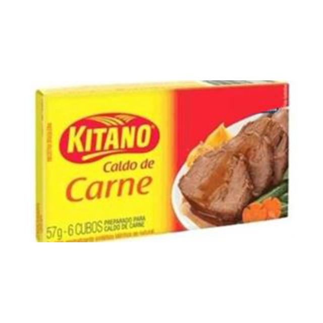 Caldo Kitano Carne 10x57g