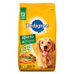 Ração Para Cães Pedigree Vital Pro Carne E Vegetais 1kg