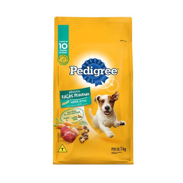 Ração para Cães Pedigree Vital Pro Raças Pequenas 1kg