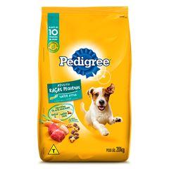 Ração Para Cães Pedigree Vital Pro Raças Pequenas 20kg