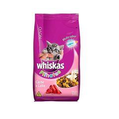 Ração Para Gatos Whiskas Filhotes 500g