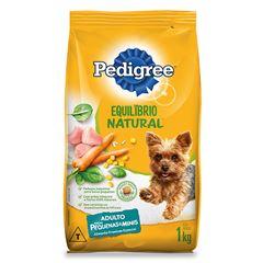 Ração Para Cães Pedigree Equilíbrio Natural Raças Pequenas 1kg