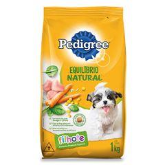 Ração Para Cães Pedigree Equilíbrio Natural Filhotes 1kg