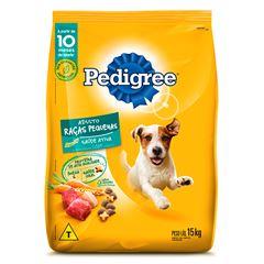 Ração Para Cães Pedigree Vital Pro Raças Pequenas 15kg