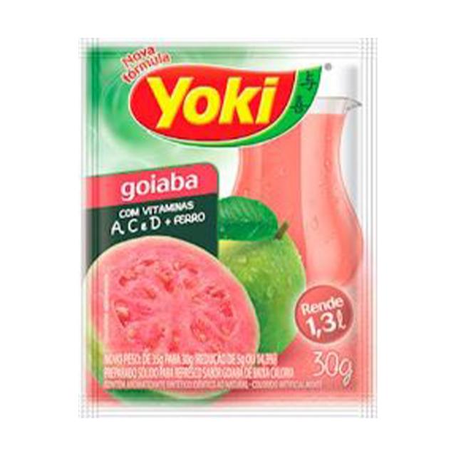 Refresco Yoki Goiaba 15x30g