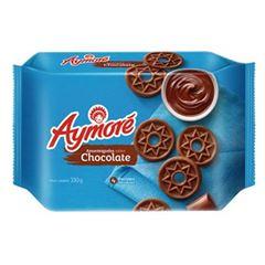 Biscoito Amanteigado Aymoré Chocolate 330g