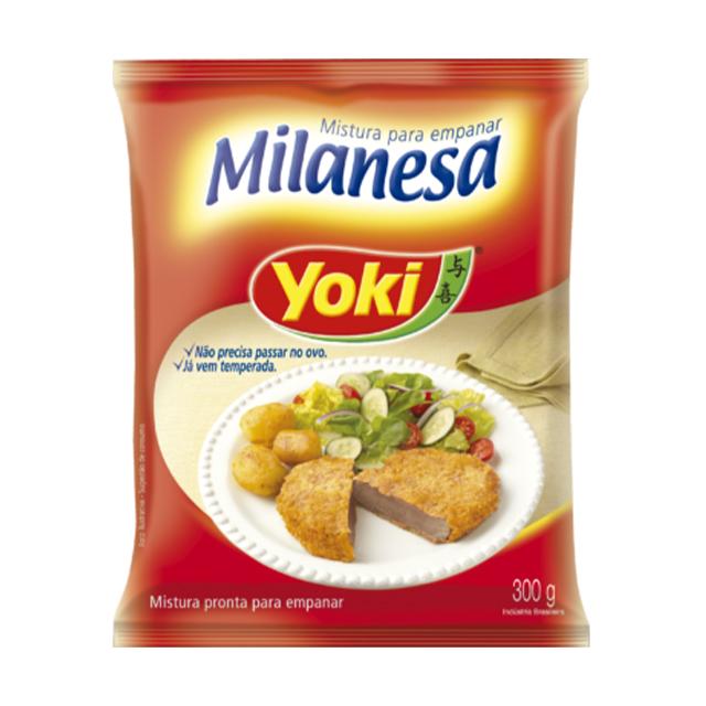 Farinha para Empanar Yoki Milanesa 300g