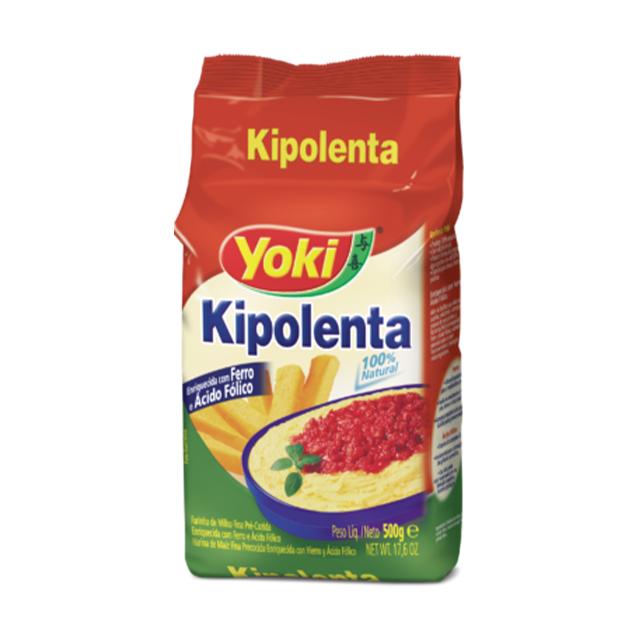 Farinha de Milho Yoki Kipolenta 500g