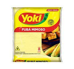 Fubá Mimoso Yoki 1kg