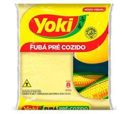 Fubá Pré-Cozido Yoki 1kg