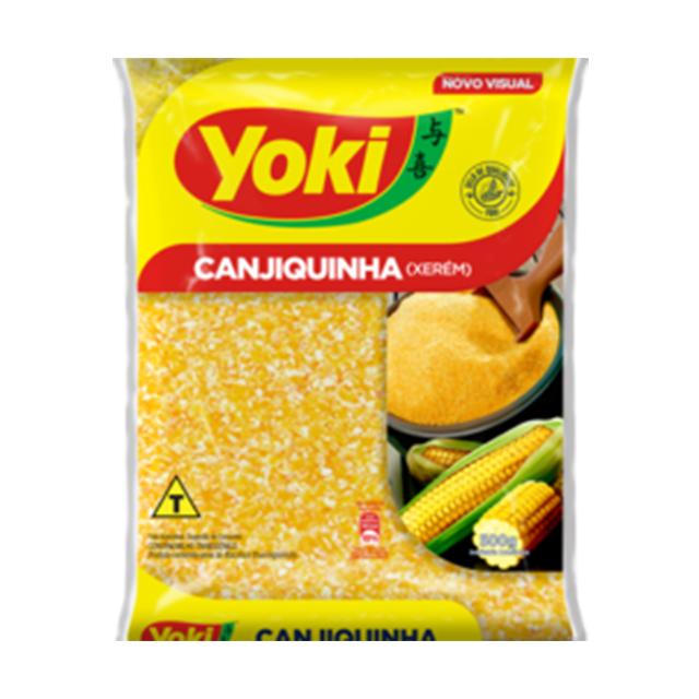 Canjiquinha Yoki 500g