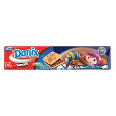 Biscoito Recheado Arcor Danix Chocolate 130g