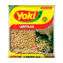Lentilha Yoki 500g
