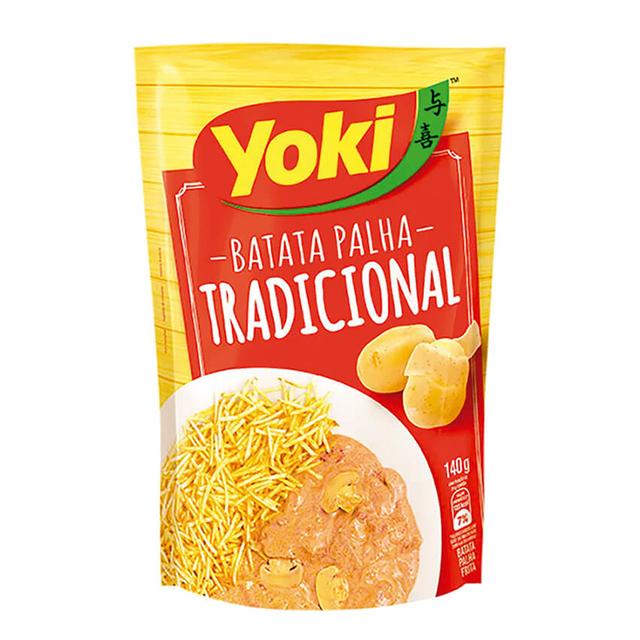 Batata Palha Yoki 140g