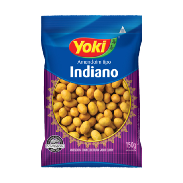 Amendoim Yoki Tipo Indiano 150g
