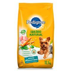 Ração Para Cães Pedigree Equilíbrio Natural Raças Pequenas 10,1kg
