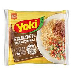 Farofa Yoki Tradicional 250g