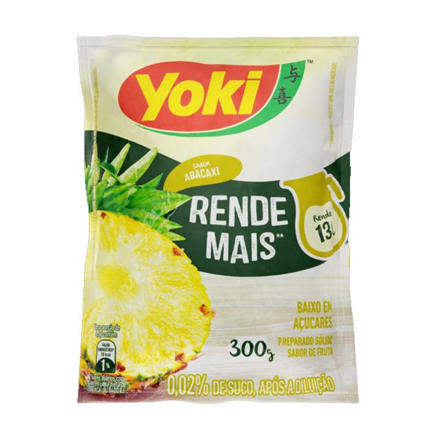 Refresco Yoki Abacaxi 15x30g