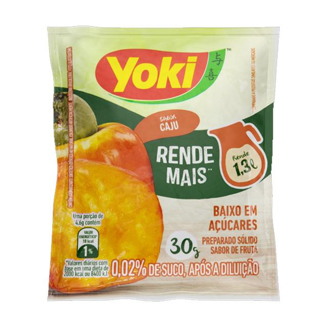 Refresco Yoki Caju 15x30g
