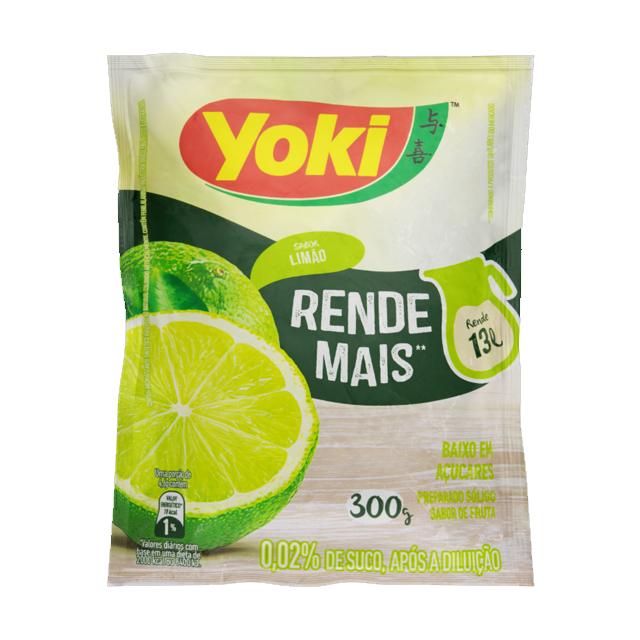 Refresco Yoki Limão 15x30g