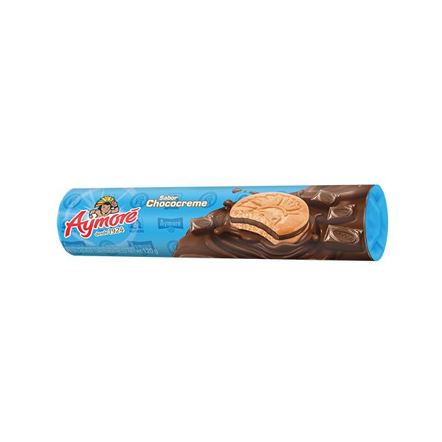 Biscoito Recheado Aymoré Choco Creme 120g