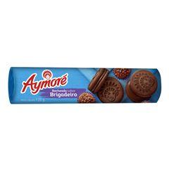 Biscoito Recheado Aymoré Brigadeiro 120g