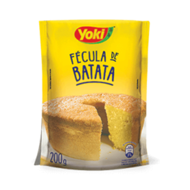 Fécula de Batata Yoki 200g