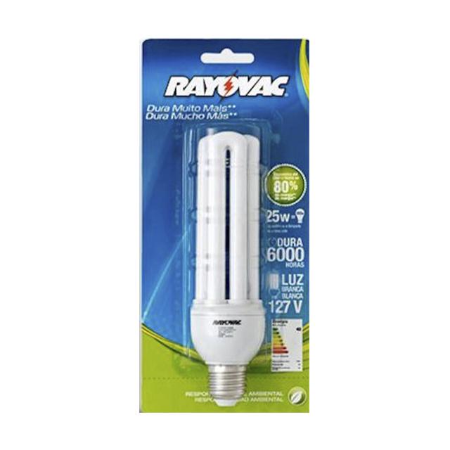 Lâmpada Rayovac Eletrônica Compacta 20W 127V