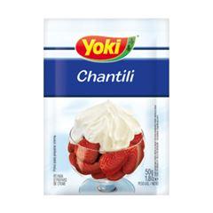 Chantili Em Pó Yoki 50g