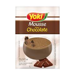 Mistura Para Mousse Yoki Chocolate 70g