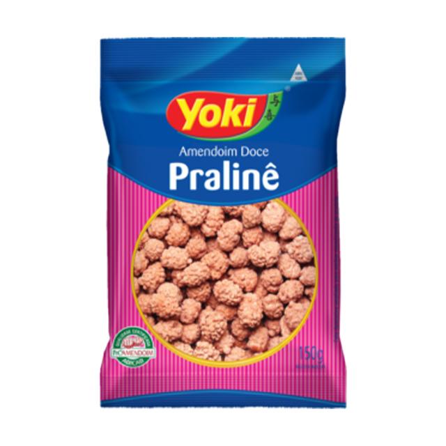 Amendoim Doce Yoki Pralinê 150g
