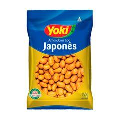 Amendoim Yoki Tipo Japonês 150g