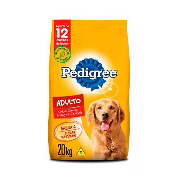 Ração para Cães Pedigree Vital Pro Carne e Frango 20kg