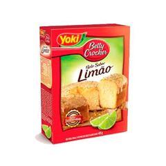 Mistura Para Bolo Yoki Limão 425g