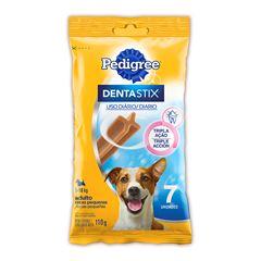 Petisco Para Cães Pedigree Dentastix Raças Pequenas Stick 110g | Com 7 Unidades