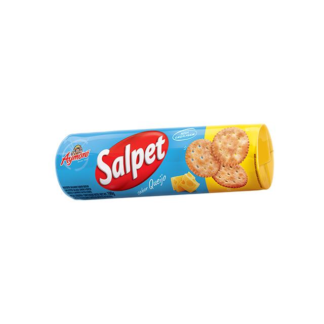 Biscoito Salgado Aymoré Salpet Queijo 100g