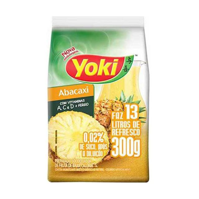 Refresco Yoki Chef Line Abacaxi 300g
