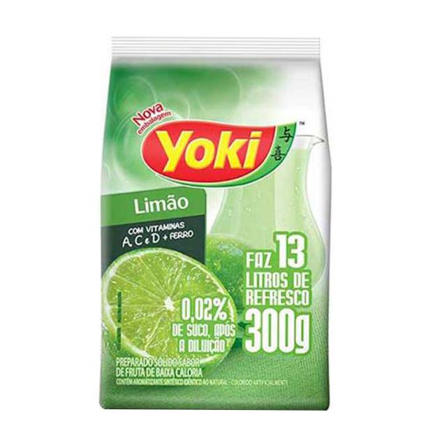 Refresco Yoki Chef Line Limão 300g
