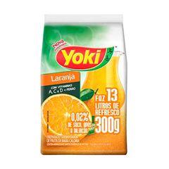 Refresco Yoki Chef Line Laranja 300g