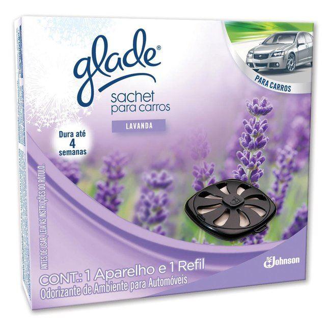 Desodorizador Glade Gp Lavanda Aparelho Com 1 Unidade