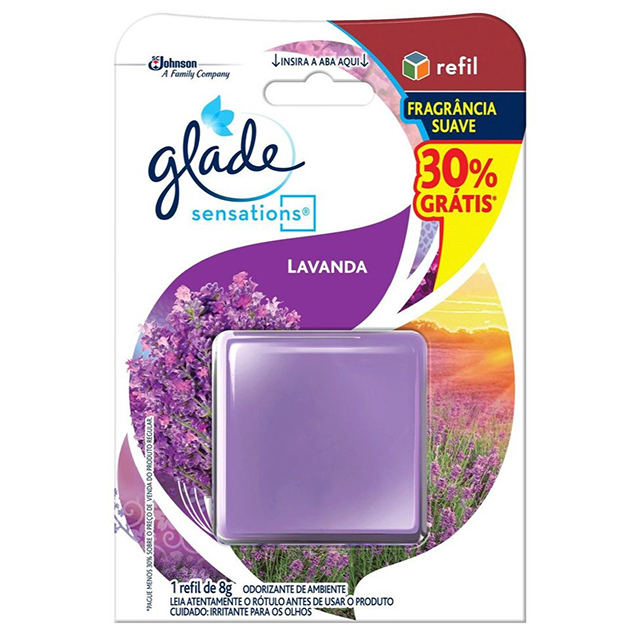 GLADE SENSAT. LAVAN RF GRTS 30%8G