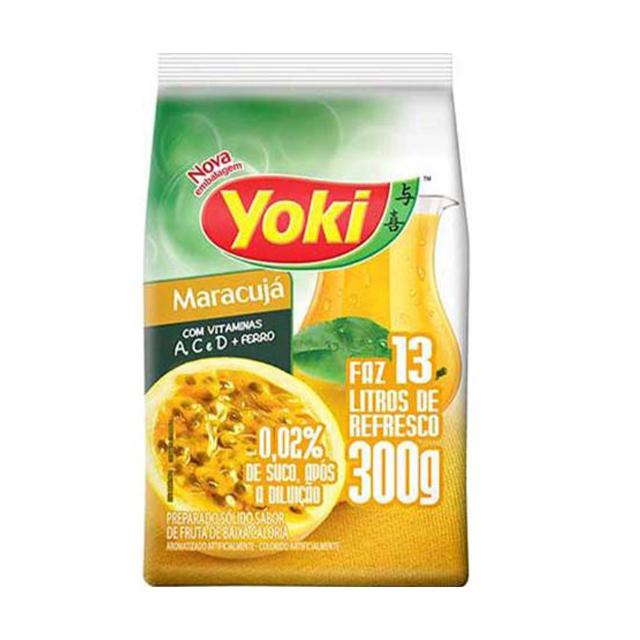 Refresco Yoki Chef Line Maracujá 300g