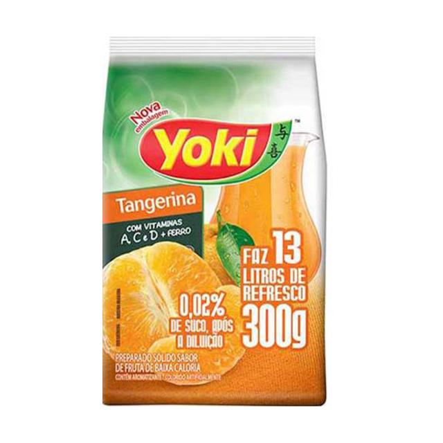 Refresco Yoki Chef Line Tangerina 300g