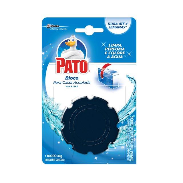Desodorizador Sanitário Pato Caixa Acoplada Marine 40 g