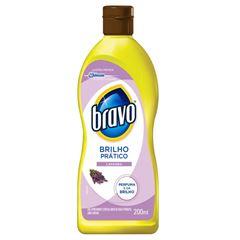 Lustra Móvel Bravo Brilho Prático Lavanda 200ml