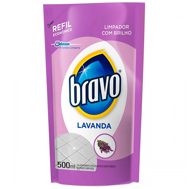 OPTIMUM BRAVO LAVANDA RF 500ML